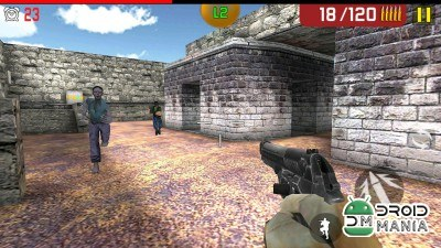 Скриншот Shoot Hunter-Killer 3D №3