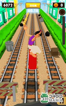 Скриншот Subway Train Game 2015 №3