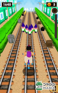 Скриншот Subway Train Game 2015 №4