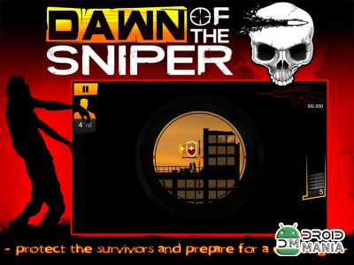 Скриншот Dawn Of The Sniper №1