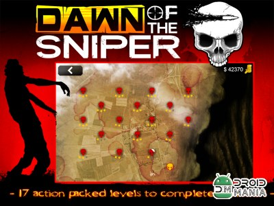 Скриншот Dawn Of The Sniper №2