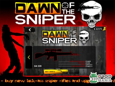 Скриншот Dawn Of The Sniper №3