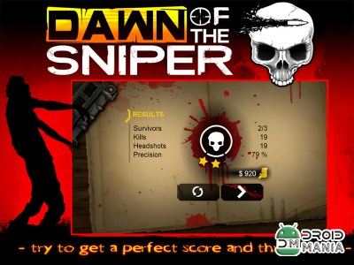 Скриншот Dawn Of The Sniper №4