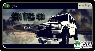 Скриншот ABS - SpinTires 4X4 №1