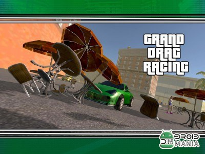 Скриншот Grand Drag Racing Pro №1