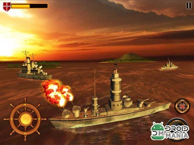 Скриншот Russian Navy War Simulator 3D №1