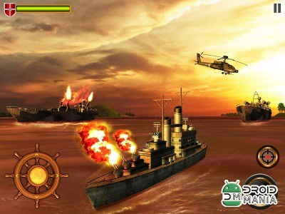 Скриншот Russian Navy War Simulator 3D №3