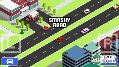 Скриншот Smashy Road: Wanted №3