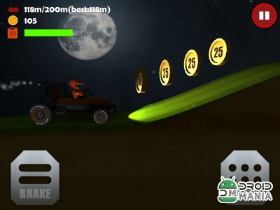 Скриншот Hill Racing 3D: Uphill Rush №4