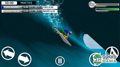 Скриншот BCM Surfing Game №3