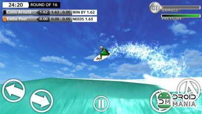 Скриншот BCM Surfing Game №4