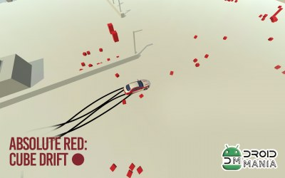 Скриншот Absolute Red: Cube Drift №2