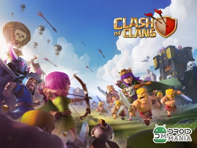 Скриншот Clash of Clans №1