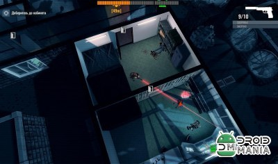 Скриншот Death Point: 3D Spy Top-Down Shooter, Stealth Game №1