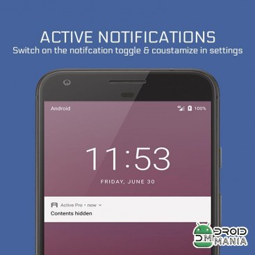 Скриншот Active pro for Facebook №1