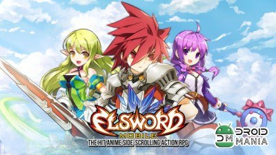 Скриншот Elsword: Evolution №1