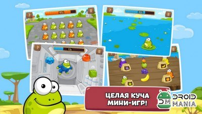 Скриншот Tap the Frog Faster №1
