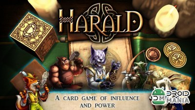 Скриншот Harald: A Game of Influence №1