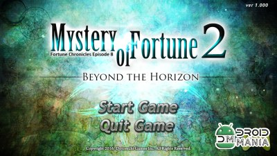 Скриншот Mystery of Fortune 2 №1