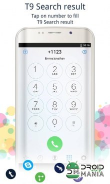 Скриншот Caller Screen Dialer Caller ID №1