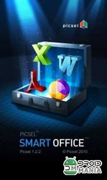 Скриншот Picsel Smart Office №1
