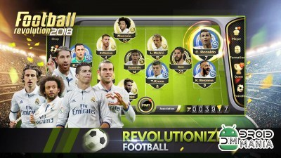 Скриншот Football Revolution 2018 / Soccer Revolution 2018 №1