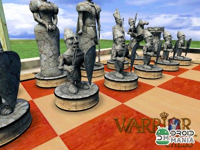 Скриншот Warrior Chess №1