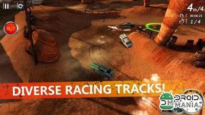 Скриншот Underground Racing HD №1