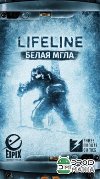 Скриншот Lifeline: Whiteout / Lifeline. Белая мгла №1