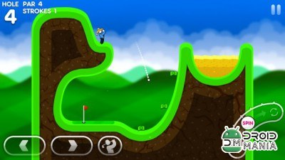 Скриншот Super Stickman Golf 3 №1