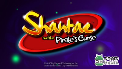 Скриншот Shantae and the Pirate's Curse №1