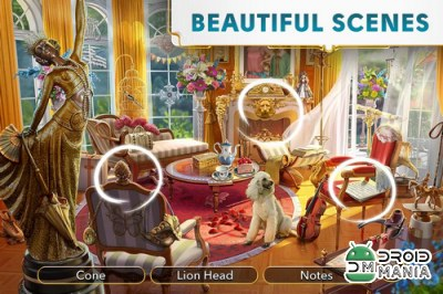 Скриншот June's Journey - Hidden Object №1