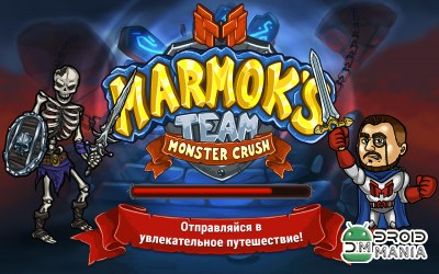 Скриншот Marmok's Team Monster Crush №1