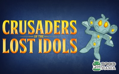 Скриншот Crusaders of the Lost Idols №1