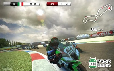 Скриншот SBK16 Official Mobile Game №1