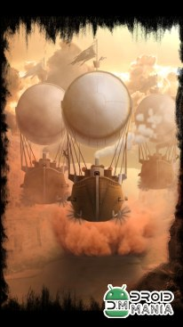 Скриншот Airfort: Battle of Pirate Ships №1