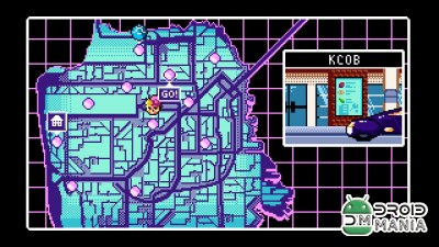 Скриншот Read Only Memories: Type-M №1