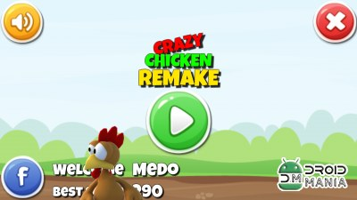 Скриншот Moorhuhn Crazy Chicken Remake №1