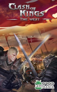 Скриншот Clash of Kings: The West №1