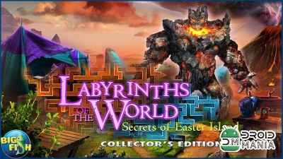 Скриншот Labyrinths of the World: Secrets of Easter Island №1