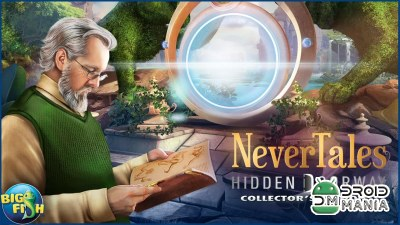 Скриншот Hidden Objects - Nevertales: Hidden Doorway №1