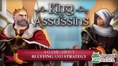 Скриншот King and Assassins: The Board Game №1