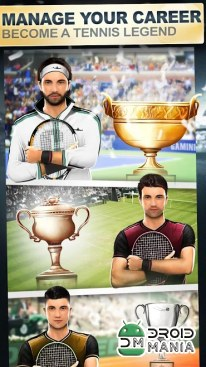 Скриншот TOP SEED Tennis: Sports Management Simulation Game №1