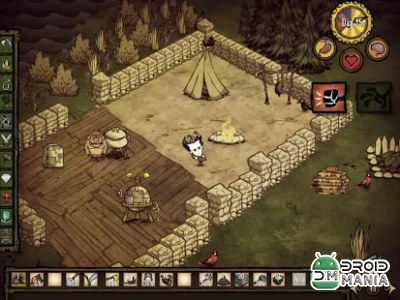 Скриншот Don't Starve: Pocket Edition №1