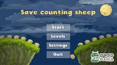 Скриншот Save counting sheep №1