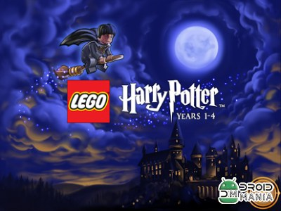 Скриншот LEGO Harry Potter: Years 1-4 №1