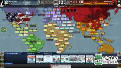 Скриншот Twilight Struggle №1