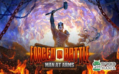 Скриншот Forged in Battle: Man at Arms №1