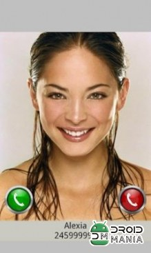 Скриншот Video Full Screen Caller ID Pro №1
