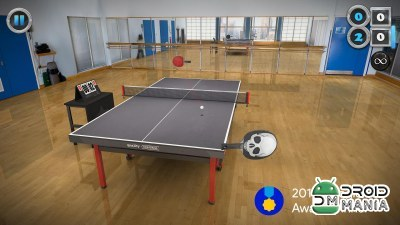 Скриншот Table Tennis Touch - Play №1